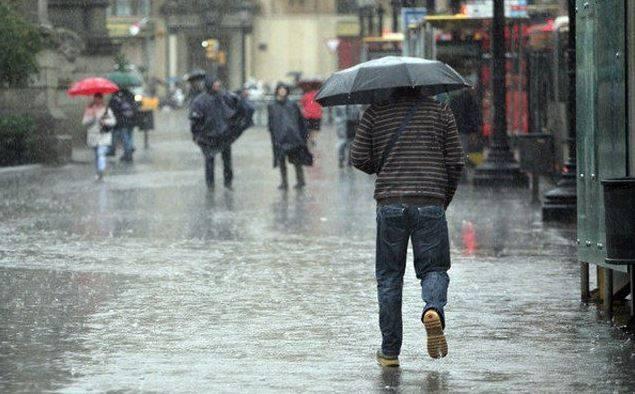 El SMN prevé lluvias muy fuertes en Chiapas