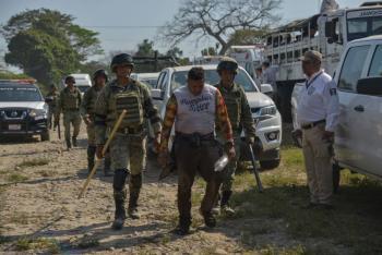 Rechaza AMLO que GN viole derechos de migrantes