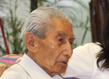 Expresan condolencias por muerte de Pablo Sandoval Cruz