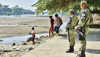 AMLO candidato dio apertura a los migrantes centroamericanos