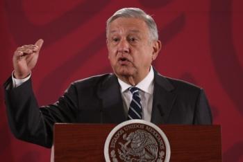 Freno es para cumplir la ley: López Obrador