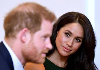 Príncipe Harry llega a Canadá para preparar su vida lejos de la realeza