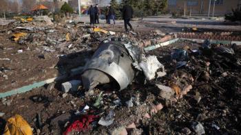 Irán confirma que dos misiles impactaron avión de pasajeros ucraniano