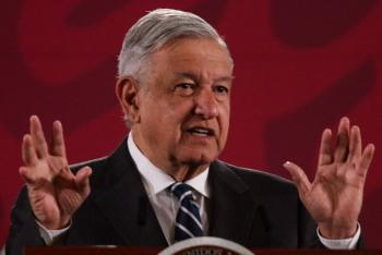 No hay pacto con cárteles criminales: AMLO