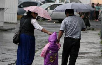 Frente frío provocará fuertes lluvias en el sureste del país