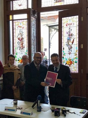 Presentan en Guanajuato protocolo de acciones para atender a migrantes en tránsito
