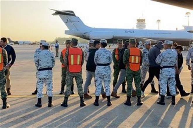 Regresa México a Honduras a 110 personas indocumentadas
