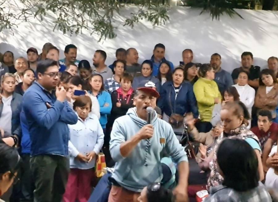 Acusan malestar psicológico por tres meses que tienen para desalojar su casa, por Cablebús en Ecatepec