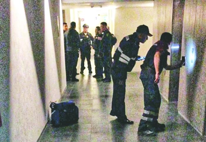 FGJ investiga ejecución de hombres en Polanco