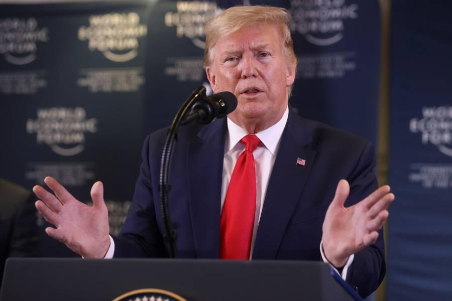 Estados Unidos tiene un plan para contener el coronavirus de China: Trump