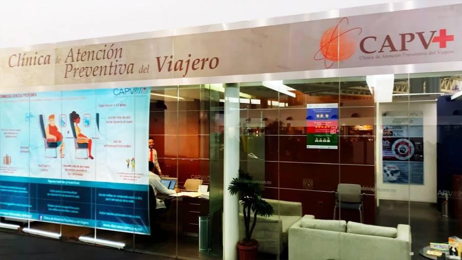 Recomienda AICM consultar la clínica del viajero de la UNAM, para prevenir contagios