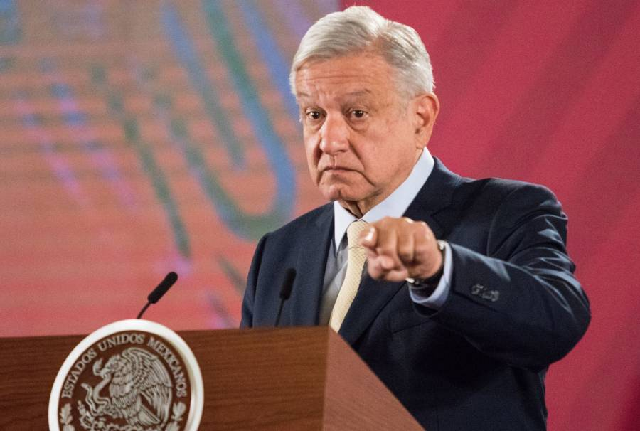 """Hay """"indicios"""" de que a México le irá bien en economía: AMLO"""