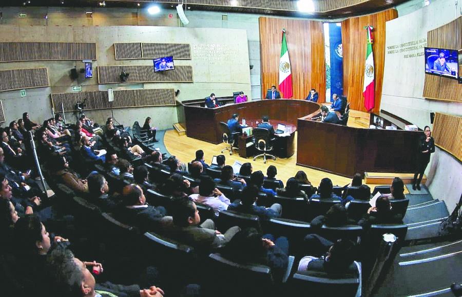 TEPJF invalida la sesión convocada por Luján