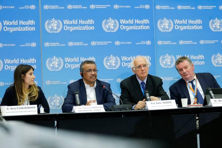 OMS ha declarado emergencia mundial en 5 ocasiones desde 2009