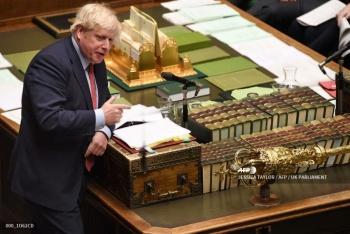 Parlamento da sí definitivo al Brexit