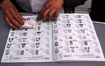 INE: no es posible entregar datos biométricos de ciudadanos a la Segob