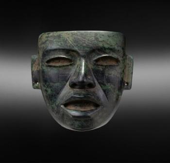 Rematan máscara de Teotihuacán en 1 MDP