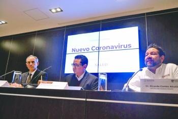"""Pide Salud: """"No nos alarmemos"""" por el virus"""