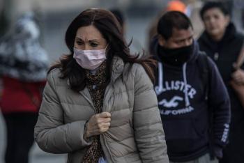 La temperatura llegará a 0 grados en el Valle de México