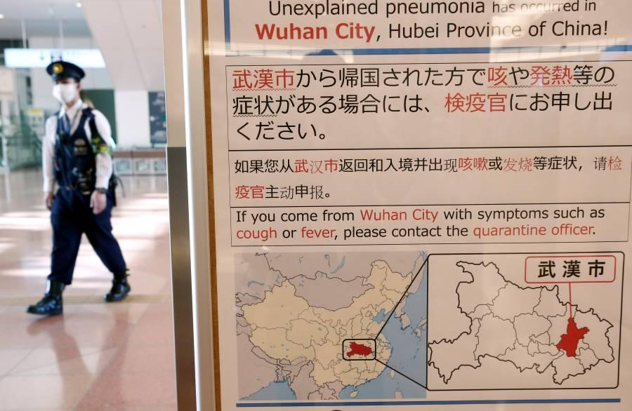Japón reporta segundo caso de coronavirus