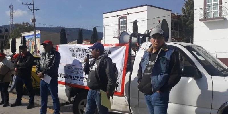 Intentan tomar presidencia municipal de Amozoc para exigir la destitución del alcalde
