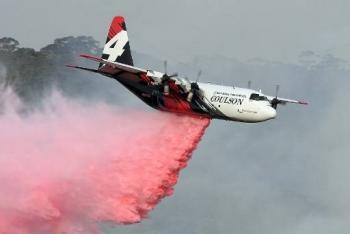 Mueren tres bomberos por accidente aéreo en Australia