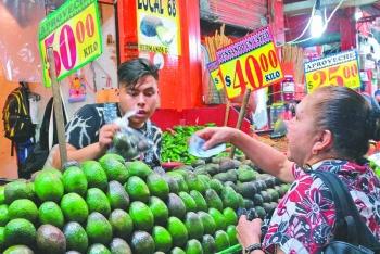 Semáforo de inflación en amarillo, aumenta 3.18%