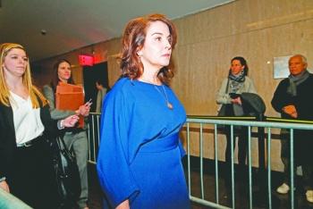 Actriz de Los Sopranos testifica contra Weinstein