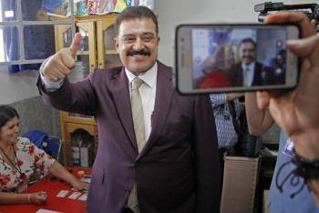 """Determina SFP """"falta administrativa grave"""" a ex delegado Lomelí"""