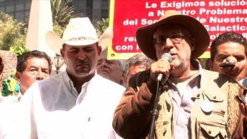 Sale de Cuernavaca la Caminata por la Verdad, la Justicia y la Paz