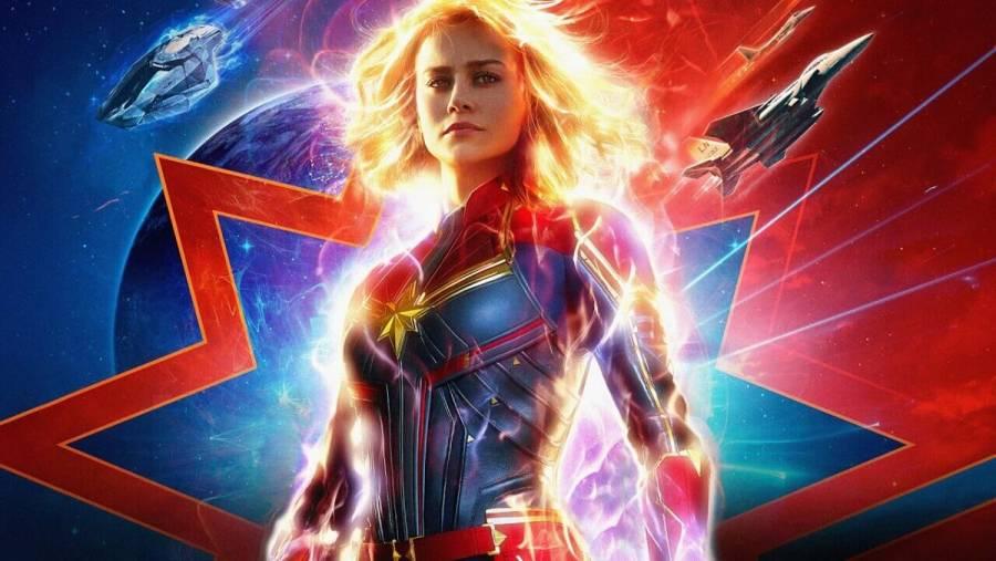 """Secuela de """"Capitana Marvel"""" se estrenaría en 2022"""