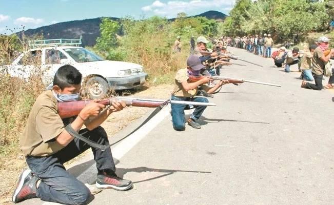 Que ningún niño mexicano sea reclutado por grupos armados: Unicef