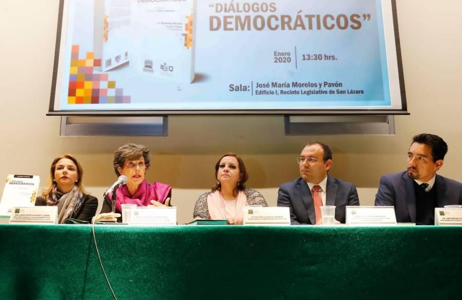 Digitalizar los procesos electorales dará mayor certeza y legalidad: diputada Guerrero Barrera