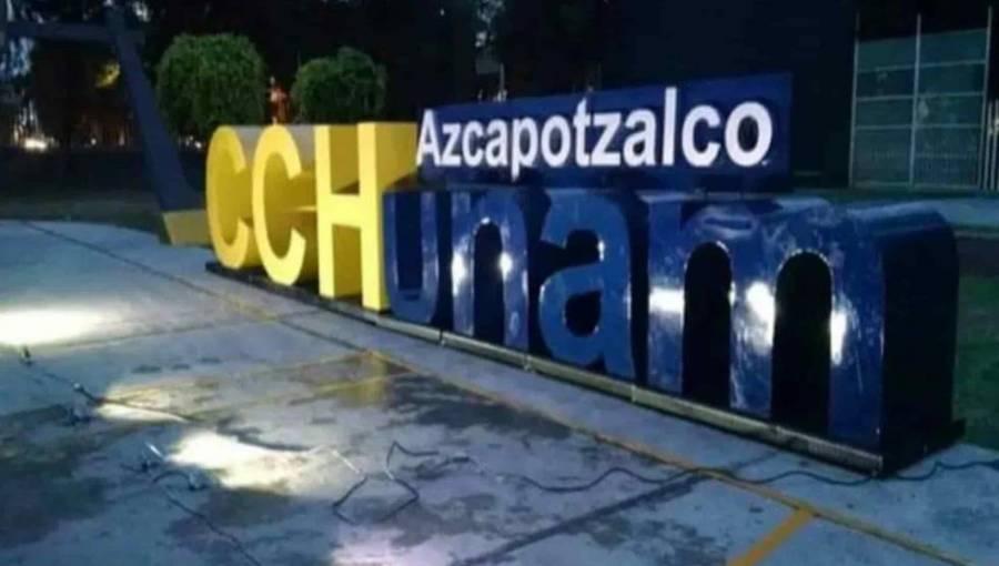 Abre FGJCDMX carpeta de investigación por muerte de estudiante en CCH Azcapotzalco
