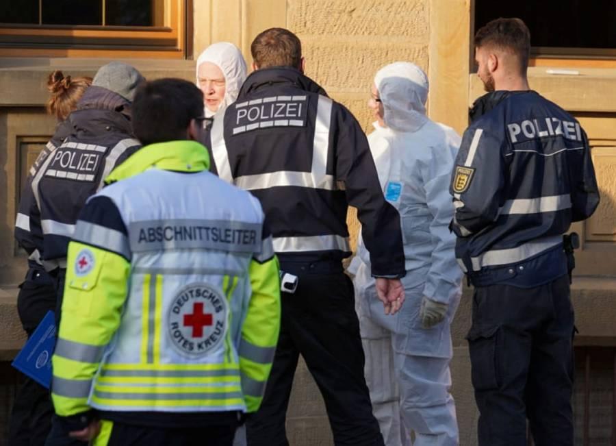 Al menos 6 muertos tras tiroteo en el sur de Alemania