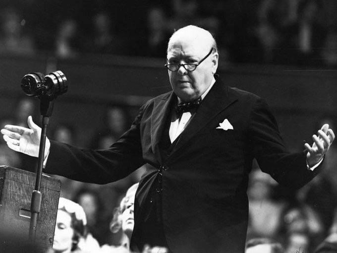 ¿Quién fue Winston Churchill durante la Segunda Guerra Mundial?