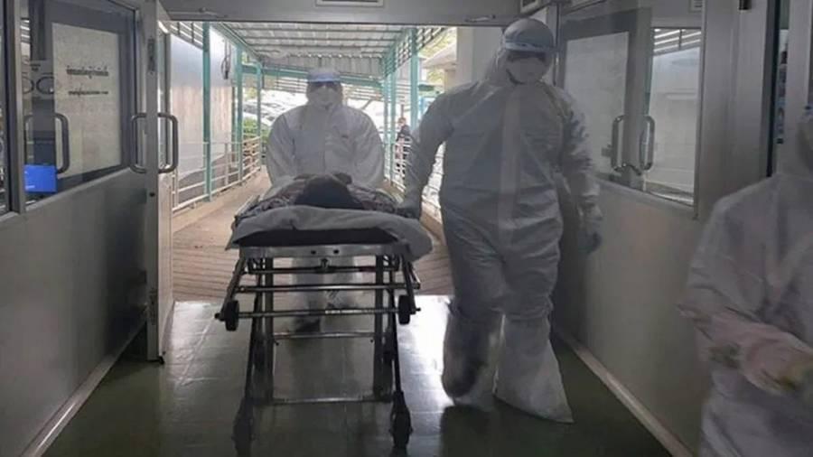 Se registran ya 41 decesos por coronavirus en China