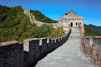China cierra partes de la Gran Muralla al turismo por coronavirus