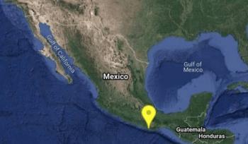 Al menos dos sismos remecen Oaxaca esta madrugada