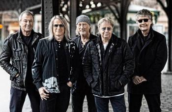 Deep Purple regresa a la CDMX en el Hell and Heaven