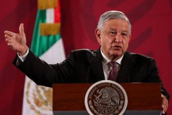 Habrá crecimiento económico, reitera López Obrador
