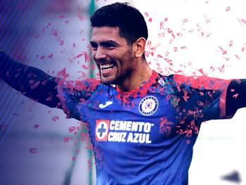 Lucas Passerini ya es de Cruz Azul