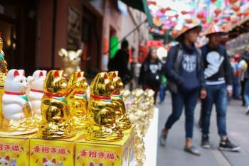 Barrio Chino inicia festejos sin miedo al coronavirus