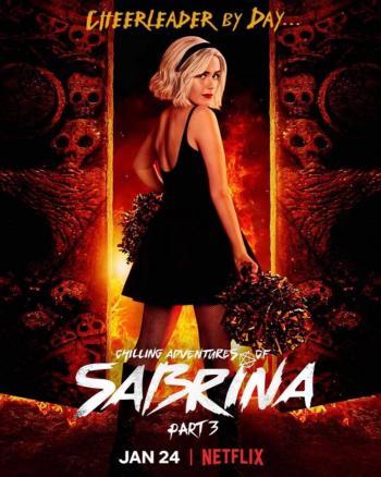 ¡La tercer temporada de Sabrina ya está en Netflix!