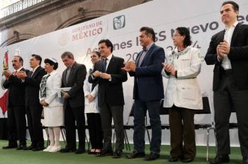 Presentan IMSS y gobierno de Nuevo León acciones 2020-2024 para mejora atención