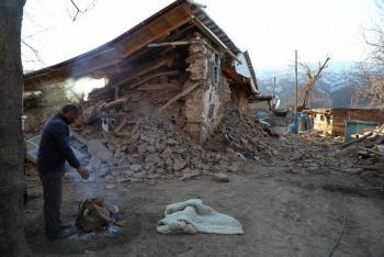 Nuevo sismo golpea a Turquía