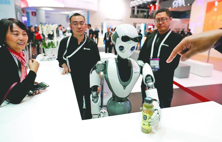 La robótica generó 16.5 mil mdd