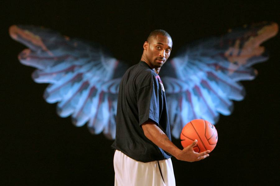 Kobe Bryant, un histórico de la NBA