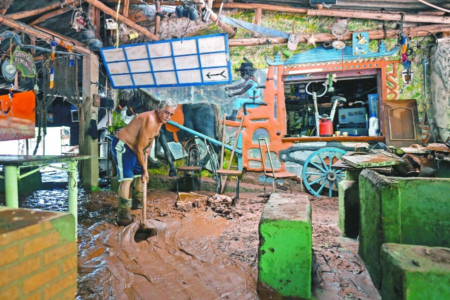 Inundaciones en Brasil dejan saldo de 44 muertos
