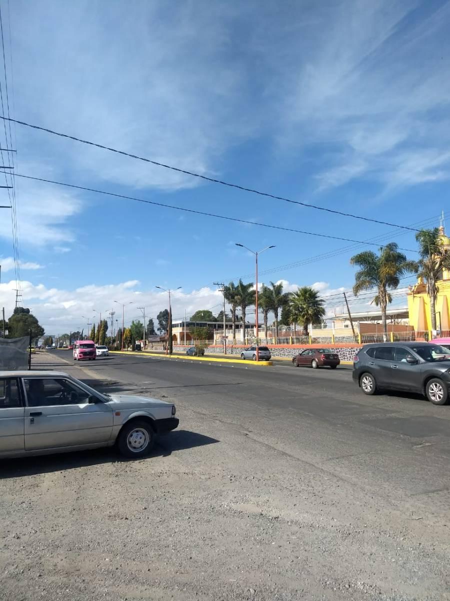 Reabren circulación en la carretera México-Puebla